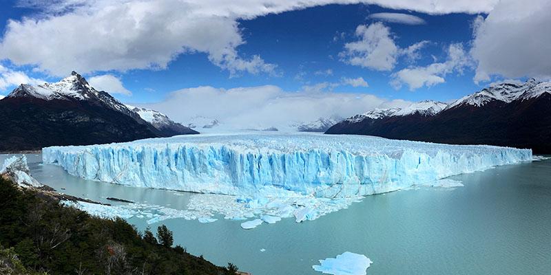 El Calafate, au cœur de la Patagonie d'Argentine